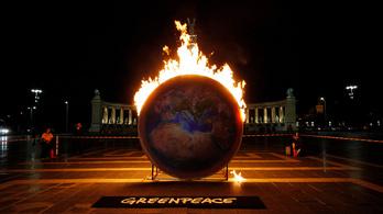 Greenpeace: az uniós klímavédelem nem kerülhet veszélybe a költségvetési viták miatt