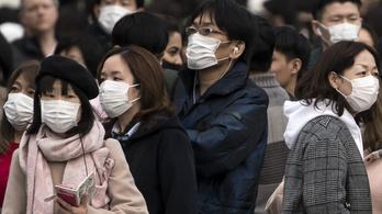 Japánba is megérkezett a koronavírus harmadik hulláma