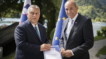 A szlovén miniszterelnök szerint egész Európának követnie kéne Magyarországot