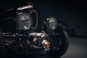 Megmutatták az első vadonatúj Blower Bentley-t