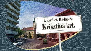 Ki volt Krisztina, akinek a nevét körút, tér és városrész is őrzi?