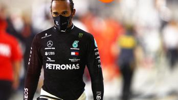 Eldőlt, hogy indulhat-e Lewis Hamilton a szezonzáró futamon