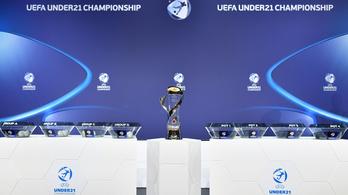 Hollandia és Németország a magyar csoportban az U21-es labdarúgó Eb-n