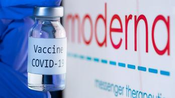 Serdülőkön tesztelné vakcináját a Moderna