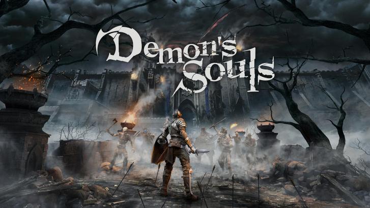 A Demon's Souls egy nagyszerű, borzasztóan hangulatos exkluzív nyitócím, de a PlayStation 5-ben rejlő lehetőségeket nem aknázza ki. (Forrás: Sony)