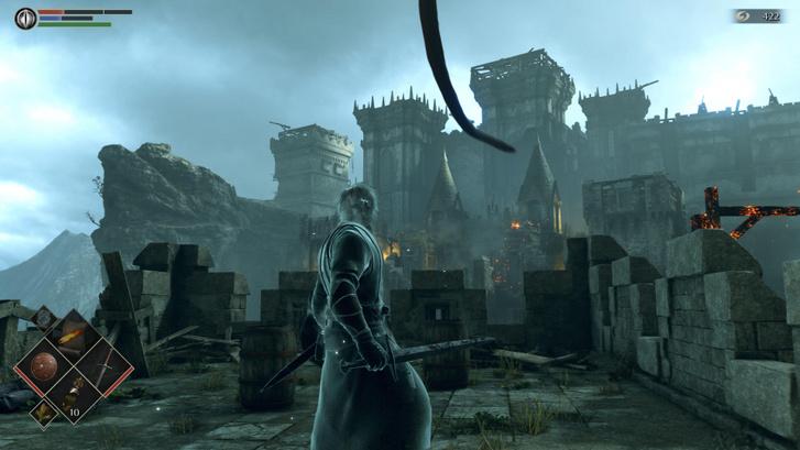 Demon's Souls (Forrás: Sony)