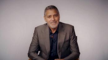George Clooney kórházba került