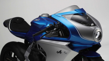 110 motor erejéig összeállt az MV Agusta és az Alpine