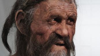 Egyáltalán nem zavarta Ötzit és a rómaiakat, hogy fogynak a gleccserek