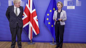 Boris Johnson már a megállapodás nélküli brexitre készíti országát
