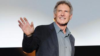 Harrison Ford még egyszer visszatér Indiana Jonesként