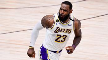 A Time magazinnál LeBron James az év sportolója