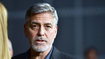 George Clooney és a hasnyálmirigy-gyulladás