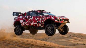 BRX Hunter: a Dakar-csodafegyver Sebastian Loebnek