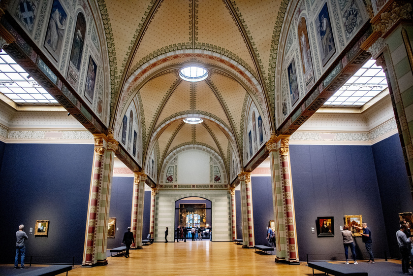 Rijksmuseum, Amszterdam.