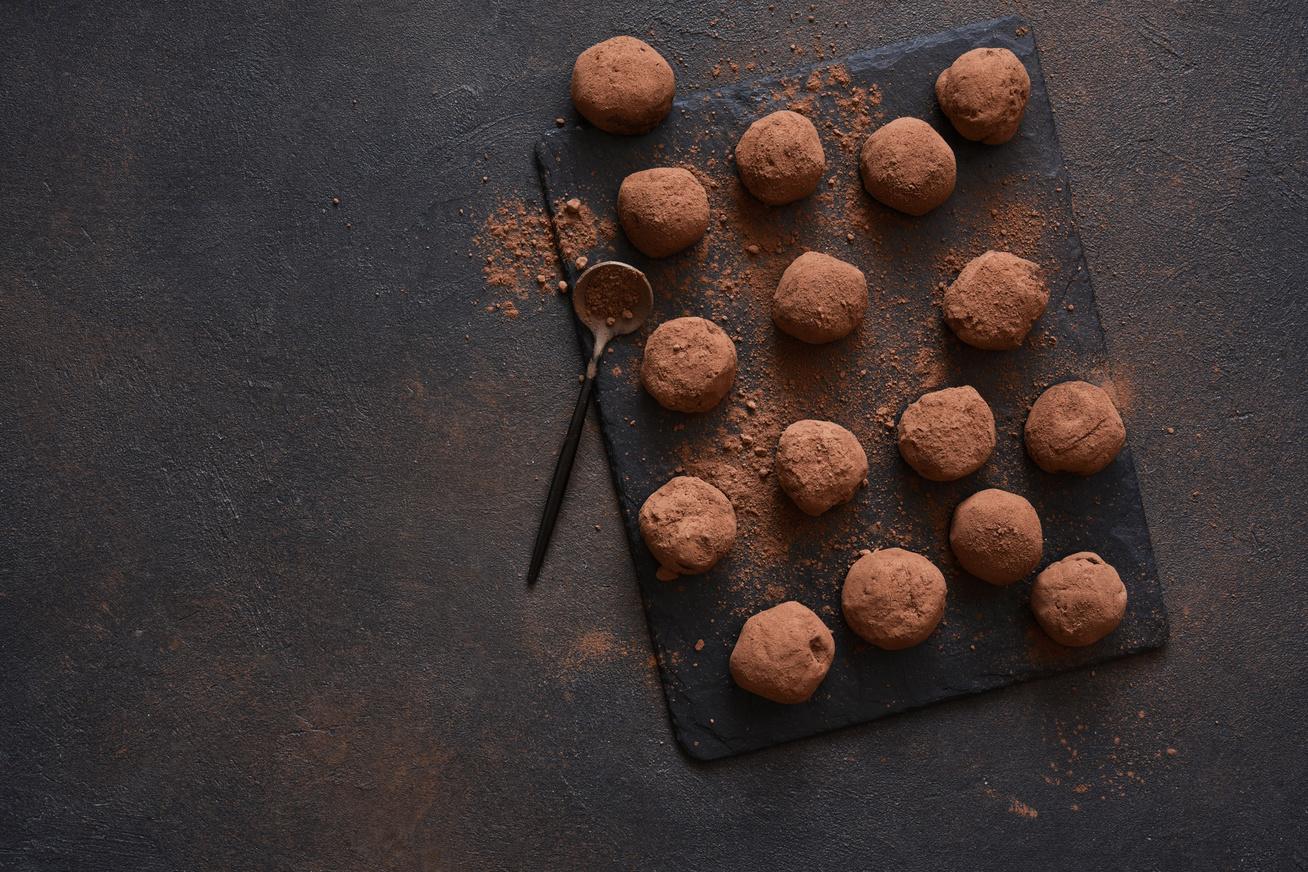 meeskalacsos-truffel