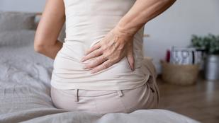 Derékfájás: milyen otthoni praktikák segíthetnek?