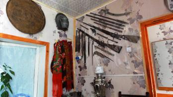Háború a nappaliban: fegyverek, halottak, szamovár