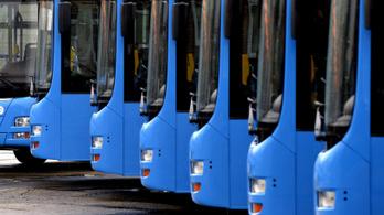 Húsz új autóbusz áll forgalomba a dél-budai vonalakon