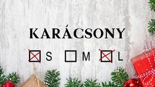 Karácsony vagy inkább kalácsom? Rájössz, melyik szó hiányzik a karácsonyi versből?