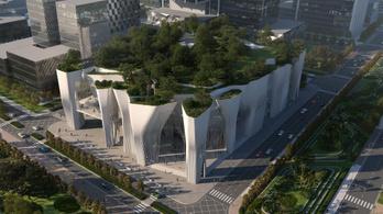 Újra magyar tervezésű központ épülhet Sencsenben