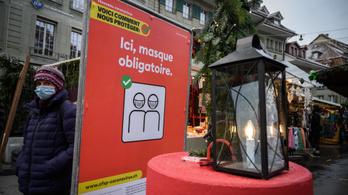 Svájc válságos helyzetben van