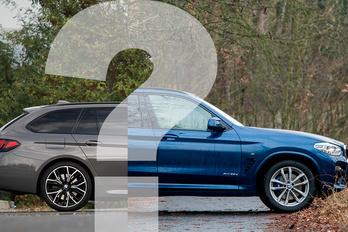 Oké, böszme BMW, de mi legyen: kombi, vagy SUV?