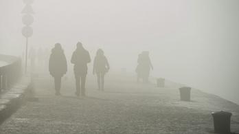 Szörnyű köd ereszkedik az országra