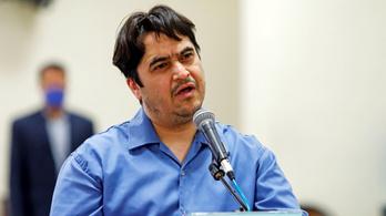 Kivégeztek egy újságírót Iránban