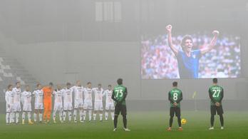 Elbúcsúztatták Paolo Rossit