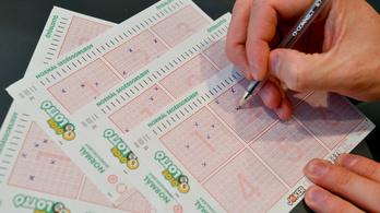 Nincs telitalálat a lottón, közelíti a négymilliárdot a főnyeremény