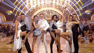 Gelencsér Tímea nyerte meg a Dancing With The Starst
