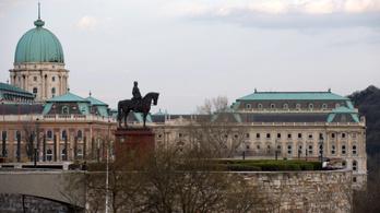 Folytatódik a Budai Vár felújítása
