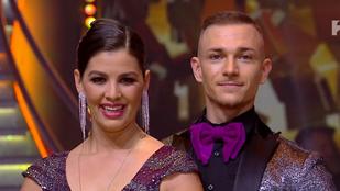 Ördög Nóra is táncra perdült a Dancing With The Starsban - önt elkápráztatta?