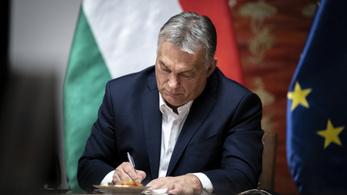Orbán Viktor: Soros György krokodilkönnyeket hullat