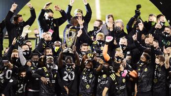Németh Krisztiánék megnyerték az MLS-t