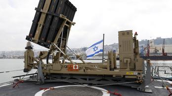 Magyarország megveszi a Vaskupola radarrendszert Izraeltől