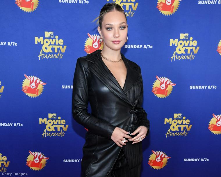 Az esemény az MTV Movie TV Awards volt december hatodikán, azaz a múlt vasárnap, Los Angelesben.