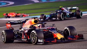 Verstappené az évadzáró Abu-dzabi Nagydíj, a McLarené a konstruktőri vb 3. helye