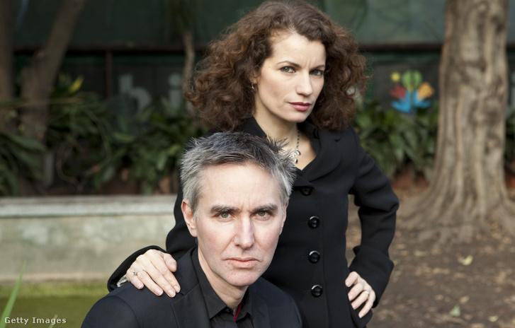 Lars Kepler és Alexandra Coelho Ahndoril