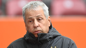 A Borussia Dortmund menesztette Lucien Favre-t