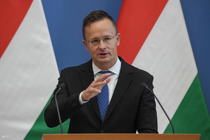 Szijjártó Péter külgazdasági és külügyminiszter