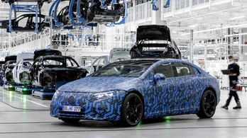Magyarországon is készülnek elektromos Mercedesek 2021-től