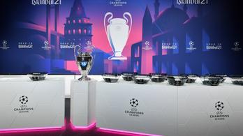Barcelona–PSG a Bajnokok Ligája nyolcaddöntőjének slágermeccse