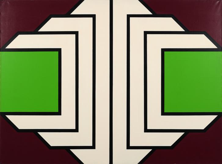 Bak Imre: Zöld