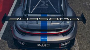 Itt az új kupás Porsche 911-es