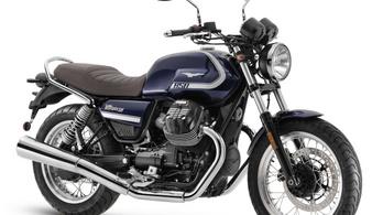 Nagyobb, erősebb és betyárabb lett a Moto Guzzi V7