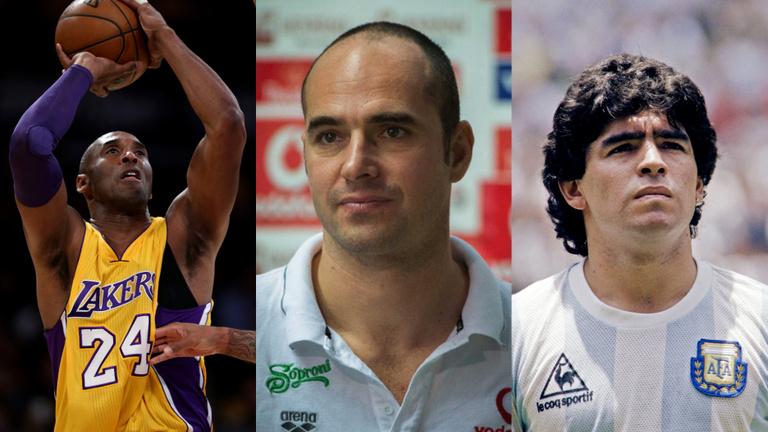 Bryant, Benedek, Maradona – őket gyászolta a sportvilág idén