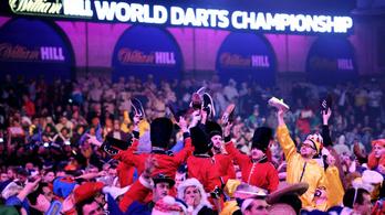 A darts lelke nélkül kezdődik a világbajnokság