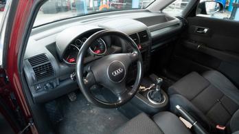Az Audi, amire mosolyognak az emberek